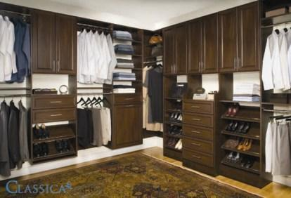 Schulte Classica master walk-in chocolate pear