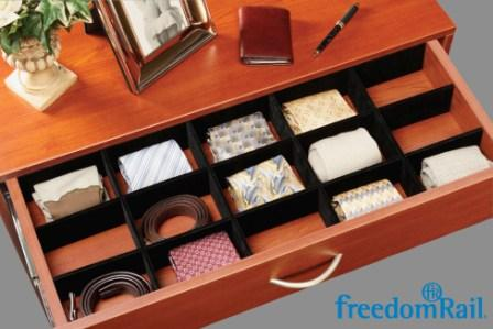 Schulte drawer dividers